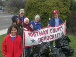 whitman county Democrats